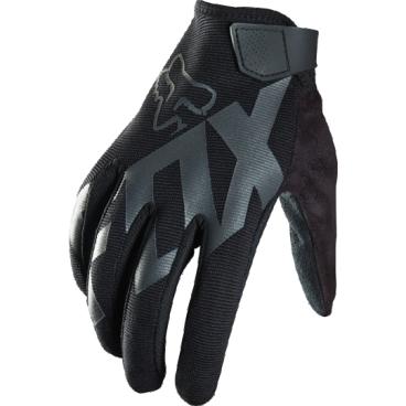 Велоперчатки женские Fox Ripley Womens Glove, черный (2016)Велоперчатки<br>Велоперчатки женские Fox Ripley Womens Glove - это суперкомфортная женская модель для езды на горном велосипеде.<br> <br>ОСОБЕННОСТИ<br>Минимальный дизайн для большего комфорта<br>4-way стретч материал<br>Впитывающая ладонь<br>Стретч сетчатый материла между пальцев<br>Компрессионная манжета с липучки<br>Силиконовые элементы на ладони<br>Гелевые подушечки<br><br>ХАРАКТЕРИСТИКИ<br>Бренд:    FOX<br><br>Пол:    Для женщин<br>Возраст:    Для взрослых<br>Материал:    79 % Нейлон; 14 % Полиуретан; 5 % Полиэстер; 2 % ПВХ<br>Ладонь:    Полиэстер<br><br>Длина ладони<br>Размер: S (170-176 мм)<br>Размер: M (176-182 мм)<br>Размер: L (182-188 мм)<br>Размер: XL (188-194 мм)<br>