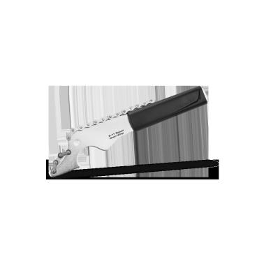Хлыст для кассеты Birzman Chain Whip, 8-11 скоростей, BM14-CW-KВелоинструменты<br>Незаменимый инструмент при снятии и установке кассеты. Инструмент прочный и стойкий, изготовлен с машинной точностью, выдерживает повышенную нагрузку, которая нередко применяется при снятии прикипевшей или заклинившей кассеты. Подходит для трансмиссии от 8 до 11 скоростей. В данном инструменте применяется комфортная эргономичная ручка для удобства использования. Материал самого ключа - стальной сплав, который достаточно стойкий и практически не подвержен износу.<br>