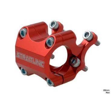 Вынос Straitline Boxxer Direct Mount, 50x31.8 мм, шток 1-1/8, алюминий, красный, 1496Выносы<br>Созданный при помощи чемпиона Канады по скоростному спуску Дейва Митчелла, этот бескомпромиссный вынос руля стандарта Direct Mount от Straitline обеспечивает предельно малый вес и невероятно высокие показатели жесткости и прочности. Совместим с самыми популярными и востребованными стандартами вилок, включая вилки FOX и BOS. Дизайн этого выноса ориентирован на повышенные нагрузки за счёт особой геомерии, которая пришла вдохновением из мира мото-дисциплин. Выпускается в двух размерах - 28 и 50 мм для рулей диаметром 31.8 мм. 100% машинная фрезеровка из цельного куска алюминия 6061-Т6. Вес выноса составляет 136-139 грамм в зависимости от длины. Качество канадского изготовления.<br><br>ТЕХНИЧЕСКИЕ ХАРАКТЕРИСТИКИ<br>Подходит всем стандартам вилок, включая распространённые FOX и BOS.<br>Зажим для руля 31.8 мм<br>Длина: 50 мм<br>Подъем: 19 мм<br>Вес: 138 г<br>Материал: алюминий 6061 T6, 100% CNC машинная фрезеровка.<br>Равномерное перераспределение нагрузки за счёт специальной, усиленной конструкции.<br>Цвет: красный.<br>