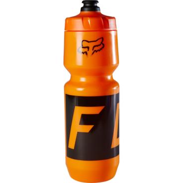 Фляга для воды Fox 26 Moth Bottle, оранжевый, 780мл, 18504-009-OSФляги и Флягодержатели<br>Объёмная и удобная в использовании фляга для воды. Съёмная крышка и широкое горлышко позволяют легко наполнить флягу из любого источника и даже положить внутрь лёд. А оригинальная графика в мотокроссовом стиле дополнительно отличает её от аналогов.<br><br><br><br>ОСОБЕННОСТИ<br><br><br><br>Материал: пищевой пластик<br><br>Объём: 780мл<br>
