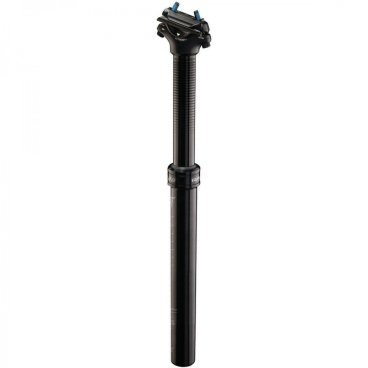 Подседельный штырь Race Face Aeffect Dropper Post, 31.6x425x150 мм,  черный, SP18AEDP31.6X425X150BLKШтыри<br>Aeffect Dropper – это надёжный регулируемый подседельный штырь за разумные деньги. Корпус штыря изготовлен из авиационного алюминия марки 7075. Механизм - гидравлический с тросиковым приводом. Такая конструкция обеспечивает данной модели сразу несколько преимуществ: система плавно работает и удерживается в статичном положении механическим замком, что гарантирует высокую надёжность. Кроме того, здесь можно регулировать скорость возврата. Манетки для регулируемых штырей Race Face продаются отдельно.<br><br>ОСОБЕННОСТИ<br><br>Материал: алюминиевый сплав марки 7075<br><br>Гидравлическая система с тросиковым приводом<br><br>Возможность регулировать скорость возврата<br><br>Длина: 425 мм<br><br>Диаметр: 31.6 мм<br><br>Ход: 150 мм<br>