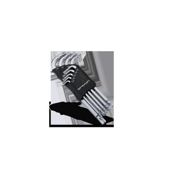 Набор ключей Birzman Long Arm Torx, T10/T15/T20/T25/T27/T30/T40/T45/T50, BM12-ST-ATC03-KВелоинструменты<br>Набор премиум-ключей Birzman Long Arm Torx (T10/T15/T20/T25/T27/T30/T40/T45/T50) типа звездочка. Холдер имеет фиксатор, а также поворачивается, предоставляя доступ к каждому отдельному инструменту.<br>