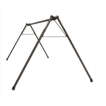 Стойка для велосипеда Feedback A Frame Portable Event Stand w/Tote Bag, до 90 кг, 15276Стенды<br>Большая стойка на 10 велосипедов  Feedback A Frame Portable Event Stand. Легко устанавливается без использования инструментов.<br>На стойку можно установить 8-10 шоссейных велосипедов\ 5-7 кросс-кантрийных байков\ 4-5 даунхильных байков или 4 электровелосипеда, если их общий вес не превышает 90 кг.<br><br><br>Характеристики:<br><br>- Выдерживает до 90 кг<br>- Легко устанавливается без использования инструментов<br>- Сумка для хранения и перенски стойки в комплекте<br>