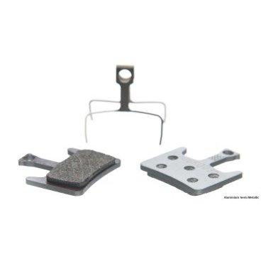 Тормозные колодки Hayes Prime T100 Pad Kit, 98-26517-K001Тормоза на велосипед<br>Оригинальные колодки для тормозов Hayes Prime. В комплект входят две колодки и пружина.<br><br>Материал: алюминий<br>