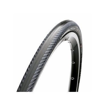 Покрышка Maxxis Rouler 700x23C TPI 120 кевлар Dual Black/Grey (TB81793800)Велопокрышки<br><br>