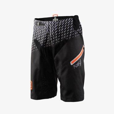 Велошорты 100% R-Core Supra DH Short, черно-серый (2018)Велошорты<br>R-Core представляет Downhill DNA, ведущую линию велосипедной одежды. Созданна из прочных, но легких материалов, R-Core спроектирован для обеспечения комфорта и защиты.<br>100% быстросохнущая полиэфирная конструкция с антимикробной сеткой<br>Полностью сублимированная, устойчивая к выцветанию графика<br><br>- Chest  (Грудь)-<br>     Измерьте вокруг самой полной части груди, удерживая измерительную ленту горизонтально.<br>     - Waist  (Талия) -<br>     Измерьте вокруг самой узкой части (как правило, малой части спины и где ваше тело изгибается сбоку), удерживая измерительную ленту горизонтально.<br>     - Hips  (Бедра) -<br>     Измерьте вокруг самой полной части бедер, удерживая измерительную ленту горизонтально.<br>     -  (Inseam) Внутренний шов  -<br>     Измерьте от верхней части внутренней части ноги вдоль внутреннего шва до нижней части ноги на лодыжке.<br>