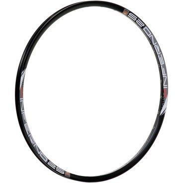 Обод 29, 32h, SunRingle Inferno 25 Welded W/E, черный, Q18E14813605CОбода<br>Лёгкий и жёсткий обод для кросс-кантри и трейлрайдинга. Изготовлен из алюминиевого сплава и подходит только для использования с дисковыми тормозами.<br><br>Материал: алюминиевый сплав<br>Клёпаный шов<br>Пистонированный<br>Подходит только для использования с дисковыми тормозами<br>Размер: 29 дюймов<br>Ширина: 25мм<br>Высота: 19мм<br>Количество отверстий для спиц: 32<br>Вес: 527 граммов<br>