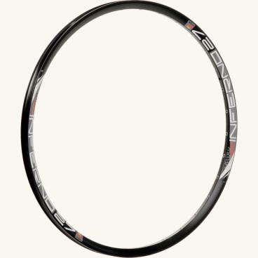 Обод 29, 32h, SunRingle Inferno 27 Welded W/E, черный, Q58E14813605CОбода<br>Лёгкий и жёсткий обод для трейлрайдинга и эндуро. Изготовлен из алюминиевого сплава и подходит только для использования с дисковыми тормозами.<br><br>ОСОБЕННОСТИ<br><br>Материал: алюминиевый сплав<br>Сварной шов<br>Пистонированный<br>Подходит только для использования с дисковыми тормозами<br>Размер: 29 дюймов<br>Ширина: 27мм<br>Высота: 20мм<br>Количество отверстий для спиц: 32<br>Вес: 547 граммов<br>
