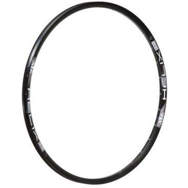 Обод 27,5, 32h, SunRingle Helix TR29, черный, RF9E14P13605CОбода<br>Лёгкий и жёсткий пистонированный обод для катания в стиле ол-маунтин и эндуро. Изготовлен из алюминиевого сплава и подходит только для использования с дисковыми тормозами.<br><br>Материал: алюминиевый сплав<br>Подходит только для использования с дисковыми тормозами<br>Размер: 27.5 дюймов<br>Ширина: 29мм<br>Высота: 19.9мм<br>Количество отверстий для спиц: 32<br>Подходит для использования с бескамерной резиной стандарта STR<br>