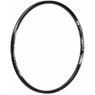 Обод 26, 32h, SunRingle Helix TR25, черный, R86E14P13605CОбода<br>Совместим только с дисковыми тормозами. Легкий и доступный МТБ обод, разработанный специально для Trail/XC.<br><br>Характеристики:<br><br>Размер: 26 <br>Внешняя ширина: 24.8 мм<br>Внутренняя ширина борта: 20.8 мм<br>Высота профиля: 18.2 мм<br>Вес: 26 - 434g<br>Тип: Sleeved<br>Тормозная совместимость: диск<br>Отверстия: 32<br>Технология: STR готов к использованию без камер<br>