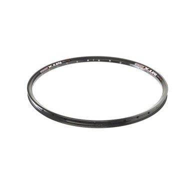 Обод 26, 32h, SunRingle MTX29 Ano Sleeved W/E, черный, M06E68813605CОбода<br>MTX – проверенная временем серия ободов для даунхила, фрирайда и эндуро. Основные преимущества данной модели – отличное соотношение веса и прочности, и разумная цена. Обод изготовлен из алюминиевого сплава и подходит только для использования с дисковыми тормозами.<br><br><br><br>ОСОБЕННОСТИ<br><br><br><br>Материал: алюминиевый сплав<br><br>Клёпаный шов<br><br>Пистонированный<br><br>Подходит только для использования с дисковыми тормозами<br><br>Размер: 26 дюймов<br><br>Ширина: 29мм<br><br>Высота: 22.5мм<br><br>Количество отверстий для спиц: 32<br><br>Вес: 570 граммов<br>