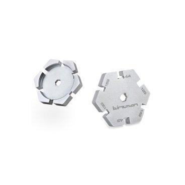Ключ спицевой Birzman Spoke Wrench, BM12-ST-ABV07-KВелоинструменты<br>Удобный спицевой ключ оригинальной формы. Изготовлен из высокопрочной стали<br><br>Особенности:<br> - Совместим со всеми типами ниппелей спиц (12G, 13G, 14G, 15G и Shimano 4.3/4.4)<br> - Отверстие под 5-миллиметровый шестигранник в центре добавляет функциональности и удобства в использовании<br>