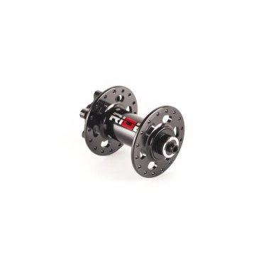 Втулка передняя RIDE Trail QR, 32h, 100 мм, черный, RFT32100BKВтулки для велосипеда<br>Втулка передняя RIDE Trail QR 32h 100 мм Black<br><br>Передняя дисковая втулка с десятимиллиметровой осью. Корпус и ось изготовлены из алюминиевого сплава марки 7075, а два закрытых подшипника обеспечивают втулке надёжность и долгую жизнь. Отдельно можно приобрести адаптеры для установки 15-миллиметровой оси.<br><br>Характеристики:<br><br>Материал корпуса и оси: алюминиевый сплав марки 7075<br>Два закрытых подшипника<br>Диаметр оси: 10мм<br>Количество отверстий для спиц: 32<br>Цвет: чёрный<br>Вес: 173.5 грамма<br>