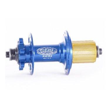 Втулка задняя дисковая A2Z XCRIII, 142x12, 32H, синий, XCRIII-4_142X12Втулки для велосипеда<br>Одна из самых легких втулок на рынке! Легко разбирается без использования инструмента.<br><br>Корпус: кованный алюминий CNC <br>Ось: AL 7075-T6 <br>Подшипники: промышленные, с дополнительными пыльниками <br>Ширина: 142мм <br>Барабан: алюминий hard anodized 7075-T6 10/11ск. <br>6 собачек, свободный ход 12гр. <br>Крепление диска: 6-болтов <br>Вес: 252г<br>