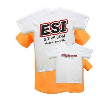 Велофутболка ESI Mens T-Shirts, оранжевыйВелофутболка<br>Футболка мужская с логотипом ESI Mens T-Shirts<br><br>Размер M<br>