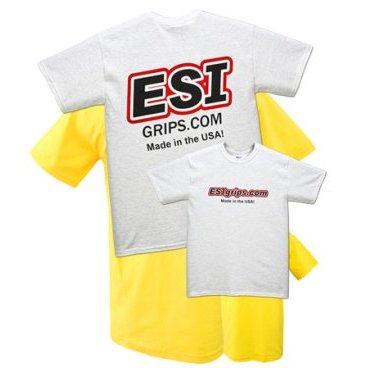 Велофутболка ESI Mens T-Shirts, желтыйВелофутболка<br>Футболка мужская с логотипом ESI Mens T-Shirts<br>