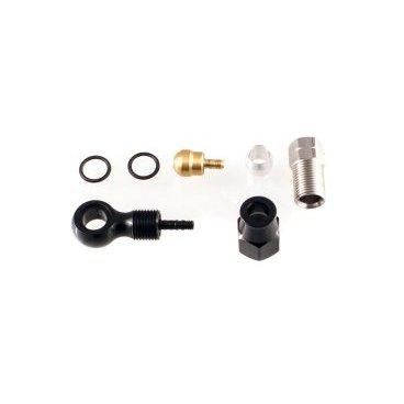 Комплект фитингов A2Z для Formula Mega, the ONE, R1 5 мм, HP-HB50-330Тормоза на велосипед<br>Комплект фитингов A2Z для установки гидролинии D5мм.<br>