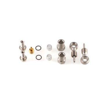 Комплект фитингов A2Z для Shimano, Formula ORO, B4, 5.4 мм, HP-BB54Тормоза на велосипед<br>Комплект фитингов A2Z для гидролинии D 5,4мм<br>