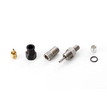 Комплект фитингов A2Z для Avid Elixir, XX, 5.0 мм, HP-HH50-296Тормоза на велосипед<br>Комплект фитингов A2Z для гидролинии D 5,0 мм<br>