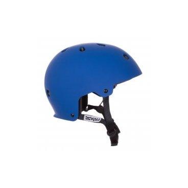 Велошлем KALI Maha Solid, синийВелошлемы<br>Шлем MAHA снабжен корпусом из АВС-пластика и полистирола для обеспечения прочности и надежности. <br><br>МАТЕРИАЛЫ<br>АВС-пластик, пена ЕPS <br><br>ОСОБЕННОСТИ <br>Корпус из АВС-пластика <br>Анатомичная форма внутреннего каркаса шлема из пены ЕPS <br>Сертификаты безопасности: EN 1078, CPSC <br><br>Моющиеся, регулируемые мягкие вставки с противомикробным покрытием <br>Вес: 377 г<br>