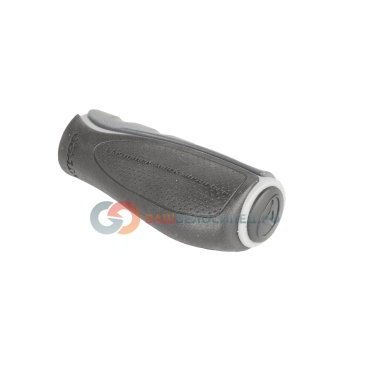 Ручки 8-33551011 на руль AGR Ergo 2 102мм Blk резина+гель черно-серые AUTHORРучки и Рога<br>эргодизайн, двухкомпонентные+гель, резиновые, 102мм, черно-серые, 158г/пара, блистер<br>