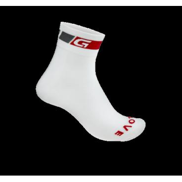 Велоноски GripGrab Summer Sock, Regular, средний профиль, белыйВелоноски<br>Летние легкие носки с Coolmax® идеально подходят для катания в жаркую погоду. Сетчатые вставки пропускают воздух, носки идеальны для длительных тренировок, а также тренировок на станке в помещении.<br><br>Особенности<br>Легкая ткань Coolmax®<br>Эластичная поддержка стопы<br>Открытые сетчатые зоны для вентиляции<br><br>Таблица размеров<br>XS (35 - 38)<br>S (38 - 41)<br>M (41 - 44)<br>L (44 - 47)<br><br>Уход<br>Машинная стирка с такими же цветами. Не отбеливать. Не сушить в стиральной машине. <br>Не гладить. Не подвергать химической чистке. Не отжимать. <br><br>Материалы<br>42% Полиакрил<br>26% Полиамид<br>25% Полиэстер <br>5% Хлопок<br>2% Полиуретан<br>