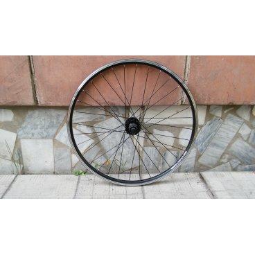 Колесо Rodi Skorpion 26, заднее + втулка Colt CBS 41 Nut 32H QR + обод Rodi Galvanized 2 ммКолеса для велосипеда<br>Прочное универсальное заднее колесо для горного или городского велосипеда. Диаметр колеса составляет 26 дюймов. Боковая часть обода имеет фрезерованную поверхность для работы с ободными тормозами.<br><br>Втулка Colt CBS 41 Nut 32H QR - Лучший выбор для прогулочного катания. Алюминиевый корпус, стальная ось под эксцентриковое крепление. Промышленные подшипники не требуют постоянного обслуживания.  <br><br>Спицы Rodi Galvanized<br>