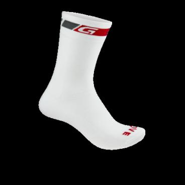 Велоноски GripGrab Summer Sock, сетчатые вставки, белыйВелоноски<br>GripGrab High Cut Sock<br>Летние легкие носки с Coolmax® идеально подходят для катания в жаркую погоду. Сетчатые вставки обеспечивают большой приток воздуха. Классический высокий дизайн.<br><br>Размеры: S (38-41), M (41-44), L (44-47)<br>