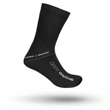 Велоноски GripGrab WindProof Sock, ветро- водозащита, анатомический крой, черныйФляги и Флягодержатели<br>GripGrab Windproof Sock<br>Эластичные носки защищают от ветра и позволяют ногам дышать. Специальный формы крой, плоские швы и флис на внутренней стороне обеспечивают комфорт.<br>Носки GripGrab Windproof в купе с водонепроницаемыми тонкими бахилами обеспечат тепло и сухость в зимний период.<br><br>Особенности<br>Ветро и водо стойкий, дышащий материал<br>Дизайн Multi-panel<br>Специальный крой, повторяющий форму ног<br>Плоские швы<br>Размеры: S (38-39), M (40-41), L (42-43), XL (44-45), XXL (46-47)<br><br>Уход<br>Машинная стирка с аналогичными цветами.<br>Не использовать отбеливатель, Не сушить в машине<br>Не гладить. Не отжимать, Не подвергать химической чистке.<br><br>Материалы<br>100% Полиэстер<br>
