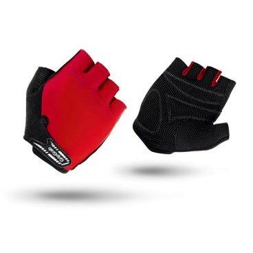 Велоперчатки детские короткие GripGrab X-trainer Jr., красныйВелоперчатки<br>Детская версия популярных перчаток X-trainer, отличная защита для активных детей по благоприятной для семьи цене.<br><br>Размер М<br>