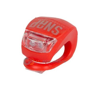 Фонарь AUTHOR брелок задний 2 диода повышенной яркости A-SNAP R красный с батареями 8-12039114Фары и фонари для велосипеда<br>Фонарь AUTHOR брелок задний 2 диода повышенной яркости A-SNAP R красный с батареями   <br>- мини, светодиодный, 2 диода повышенной яркости, с линзами, 2 функции <br>- до 160/35 час, с батареями <br>- оригинальный красный прорезиненный корпус <br>- универсальное крепление резиновым жгутом без инструмента на подседельный штырь, раму; блистер <br>Артикул 8-12039114<br>