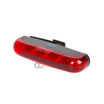 Фонарь задний AUTHOR 5 диодов/5 функций A-Orbit красный 8-12039137Фары и фонари для велосипеда<br>Фонарь задний AUTHOR 5 диодов/5 функций A-Orbit красный <br>- светодиодный, 5 диодов  повышенной яркости, 5 функций <br>- до 240/50 час; с батареями <br>- крепление на подседельный штырь; блистер <br>Артикул 8-12039137<br>