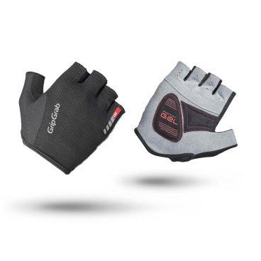 Велоперчатки короткие GripGrab EasyRider, удаление пота, синтетическая замша, черныйВелоперчатки<br>Велоперчатки GripGrab Short EasyRider являются отличным выбором для велоотдыха, шоссе и MTB. Прочные замшевые ладони и эластичные сетчатые вставки на верхней стороне обеспечивают комфорт во время езды. Гелевые вставки DoctorGel 4 мм® уменьшают усталость и онемение рук во время езды. Slip-in манжеты позволяют легко одевать и снимать перчатки.<br><br>Особенности<br>Технология DoctorGel 4 мм<br>Функция удаления пота<br>Система снятия Pull-off<br>Материал ладони: синтетическая замша<br>Прочный сетчатый материал на верхней стороне<br>Светоотражающий логотип<br>Slip-in манжеты<br><br>Размер XS, S, M, L, XL, XXL<br><br>Уход<br>Машинная стирка с такими же цветами. Не отбеливать. Не сушить в стиральной машине. <br>Не гладить. Не подвергать химической чистке. Не отжимать. <br><br>Материалы<br>70% Полиамид<br>20% Полиуретан<br>10% Эластан<br>