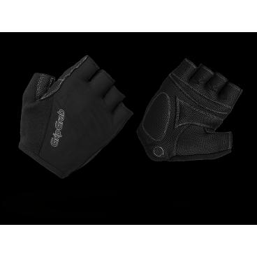 Велоперчатки короткие GripGrab X-trainer, смягчающие накладки, эластичная лайкра, черныйВелоперчатки<br>GripGrab X-Trainer<br>Качественные недорогие перчатки отлично садятся на любую руку. Легкие материалы, пеновые подкладки и эластичная манжета делают их надежными и неприхотливыми.<br><br>Особенности<br>Смягчающие накладки<br>Pull-off - эластичная манжета<br>Эластичный верх из лайкры<br>Светоотражающие логотипы <br><br><br><br>Уход<br>Машинная стирка с такими же цветами. Не отбеливать. Не сушить в стиральной машине. <br>Не гладить. Не подвергать химической чистке. Не отжимать. <br><br>Материалы <br>46% Полиэстер <br>23% Нейлон <br>16% Полиуретан <br>15% Эластан<br>