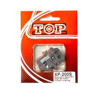 Тормозные колодки X-Top Hayes HFX MAG/ HFX 9/MX1, Gold, XP-200SТормоза на велосипед<br>Качественные недорогие колодки, обеспечивают уверенное торможение и низкий уровень шума. <br><br><br>Gold (Sintered) - металлизированные колодки, увеличенный ресурс и быстрое охлаждение (средний срок службы 2 сезона)<br>