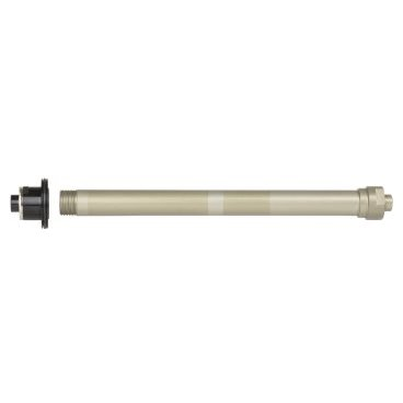 Адаптер Bitex для задней втулки, ось 12 мм конвертирует в эксцентрик M10(QR), 190мм, AxlesetОси и запчасти к ним<br>Переходник/конвертер Bitex для задней втулки. Конвертирует заднюю ось 12 мм  в ось с креплением под эксцентрик M10(QR)/ 190мм<br>