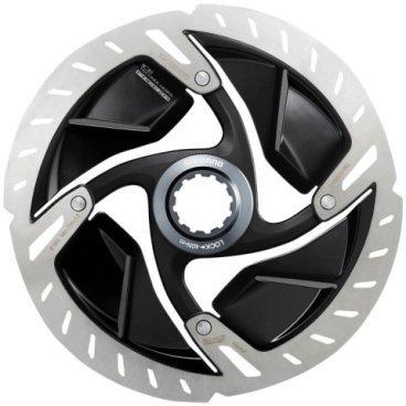 Тормозной диск Shimano RT900, 140мм, C.Lock, с lock ring, ISMRT900SSТормоза на велосипед<br>Тормозной ротор Shimano Dura Ace SM-RT900 140мм, тип крепления Centerlock<br>