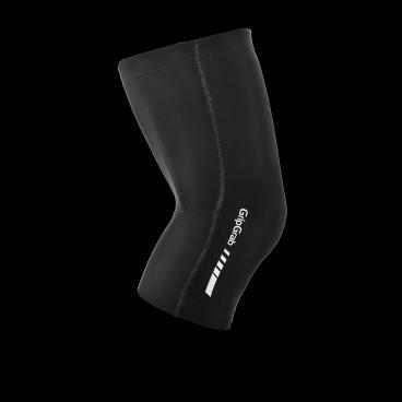 Утеплитель колена GripGrab Knee Warmers, M, 4003MBlackЗащита колена<br>Утеплитель колена GripGrab Knee Warmers, черный.<br><br>Описание:<br>Согревающие наколенники GripGrab Knee Warmers, из высокотехнологичного флиса, станут отличным дополнением для катания в холодное время.<br><br>Особенности:<br>-Дизайн Multi-panel<br>-Силиконовые противоскользящие вставки<br>-Плоские незаметные швы<br>-Светоотражающие элементы<br><br>Уход:<br>-Машинная стирка с аналогичными цветами.<br>-Не используйте отбеливатель. <br>-Не сушите в стиральной машине. Не гладить. Не использовать химические чистящие средства.<br>-Не отжимать.<br>Материал:<br>-85% Полиамид<br>-15% Эластан<br>Размер: M.<br>