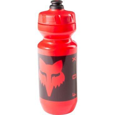Фляга для воды Fox Purist Connector 22 Water Bottle Red/Black (19319-055-OS)Фляги и Флягодержатели<br>Фляга для воды Fox Purist Connector 22 Water Bottle красно-черная <br><br><br>Описание <br>Стильная и удобная в использовании фляга для воды от Fox. Изготовлена из мягкого пищевого пластика; специальное покрытие внутренней поверхности предотвращает появление пятен, запаха и плесени. Крышка надёжно закрывается, а клапан легко открыть без помощи рук.<br><br><br><br>Особенности: <br><br><br>Материал: мягкий пищевой пластик LDPE<br><br>Специальное покрытие внутренней поверхности предотвращает появление пятен, запаха и плесени<br><br>Крышка надёжно закрывается, клапан легко открыть без помощи рук<br><br>Оригинальный принт<br>Объём - 660 мл<br>