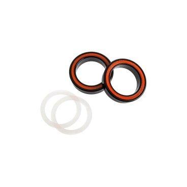 Каретка Rotor BB PF4130 Steel Black Race/Red Seal (C04-020-01010A-0)Велосипедная каретка<br>Подшипники в картеку  Rotor BB PF4130 <br><br>Технические характеристики:<br>Тип: Press Fit BB86 <br>Диаметр корпуса : 41 мм <br>Ширина корпуса : 86,5 мм, 89,5 мм, 92 мм <br>Диаметр оси: 30 мм<br><br>Спецификации:<br>Материал: сталь<br><br>Совместимость:<br>- Ротор UBB30 Cranksets (3D +, 3D30, Flow, Powermeter, REX 1, REX 2, RHawk, RRaptor) <br>- Совместим со всеми каретками  Pressfit (BB86, BB89, BB92)<br><br>Особенности:<br>- в соответствии с требованиями Shimano <br>- с двойными пыльниками<br>