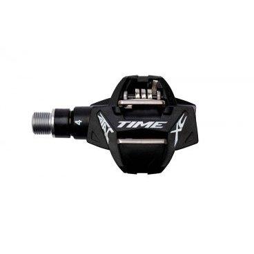Педали контактные TIME Atac XC 4 (01307304)Педали для велосипедов<br>Педали контактные TIME Atac XC 4 (01307304)<br><br>Описание <br>Педали из знаменитой серии ATAC обеспечивают легкое встегивание и полностью контролируемое выстегивание в любых условиях, благодаря меньшему, чем в других контактных педалях, натяжению пружин. Оптимальный угол выстегивания (13 или 17 градусов) также добавляет уверенности при езде на горном велосипеде. Вы моментально встегнете ногу в педаль и освободите ее только тогда, когда сами того захотите, вне зависимости от рельефа и метеоусловий. <br><br>Данная модель с полой стальной осью и композитным корпусом отличается малым весом (147г) и особенно хороша для езды в неблагоприятных погодных условиях, как и другие педали серии ATAC.<br><br><br><br>Особенности:<br>-Материал корпуса: карбон<br><br>-Материал оси: сталь<br><br>-Угол выстёгивания от 13 до 17 градусов<br><br>-Отлично подходит для езды в неблагоприятных погодных условиях<br><br>-Вес: 147 граммов<br>
