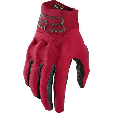 Велоперчатки Fox Attack Glove темно-красныеВелоперчатки<br>Велоперчатки Fox Attack Glove темно-красные <br><br>Описание:<br>Тонкие перчатки лаконичного дизайна для тех, кто ценит комфорт и естественное ощущение руля. Верх модели выполнен из дышащей синтетической ткани, которая хорошо отводит влагу; ладонь отделана тонкой искусственной кожей Clarino, а неопреновые вставки в области костяшек обеспечивают дополнительную защиту.<br><br>Особенности: <br>Модель без застёжек<br><br>Ладонь из тонкой искусственной кожи Clarino<br>Большой палец отделан микрофиброй<br><br>Силиконовые накладки на пальцах для лучшего сцепления<br><br>Защитные неопреновые вставки в области костяшек<br>Размеры: S, M, XL<br>