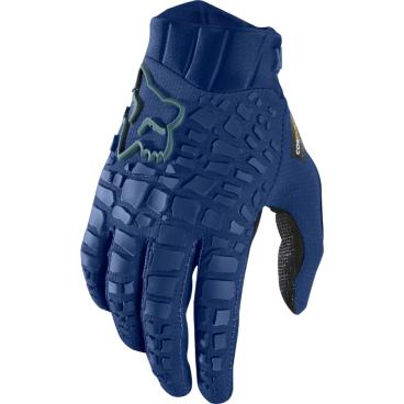 Велоперчатки Fox Sidewinder Glove NavyВелоперчатки<br>Велоперчатки Fox Sidewinder Glove Navy <br><br>Описание <br>Традиционные перчатки от Fox с неопреновой защитой костяшек. Верх модели выполнен из дышащего сетчатого материала, ладонь отделана тонкой искусственной кожей Clarino.<br><br>Особенности:<br>Защитные неопреновые накладки на костяшках<br><br>Ладонь из искусственной кожи Clarino<br><br>Большой палец отделан микрофиброй<br><br>Силиконовые накладки на пальцах для лучшего сцепления<br><br>Удобные застёжки на липучках<br>Размеры: S, M, XL<br>