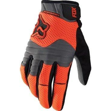 Велоперчатки Fox Sidewinder Polar Glove оранжевыеВелоперчатки<br>Велоперчатки Fox Sidewinder Polar Glove Flow оранжевые <br><br>Описание <br>Стильные и удобные перчатки для катания в холодную погоду. Верх модели выполнен из мягкого сетчатого материала и утеплён флисом, ладонь отделана тонкой искусственной кожей Clarino. Полиуретановые накладки на пальцах обеспечивают дополнительную защиту от холодного ветра, а неопреновые вставки в области костяшек существенно смягчат удар в случае падения.<br><br>Особенности:<br>Материал верха: синтетика<br><br>Материал ладони: искусственная кожа Clarino<br><br>Утеплитель: флис 160 GMS<br>Полиуретановые накладки на пальцах для дополнительной ветрозащиты<br><br>Неопреновые накладки на костяшках<br><br>Удобная застёжка на липучке<br>Рамзеры: S,  XL<br>