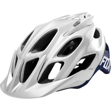Велошлем Fox Flux Creo Helmet White/NavyВелошлемы<br>Велошлем Fox Flux Creo Helmet White/Navy <br><br>Описание <br>Лёгкий шлем для трейлрайдинга и катания в стиле ол-маунтин. Шлем хорошо сидит на голове и отлично вентилируется – вероятно, во время катания вы и вовсе забудете, что надели его. Корпус данной модели изготовлен из ударопрочного композита, а затылочная часть увеличена для дополнительной безопасности. В 2016 году шлемы Flux стали ещё лучше благодаря новой системе застёжек, которая позволяет точнее подогнать шлем по голове.<br><br>Особенности:<br>-Увеличенная затылочная часть<br>-17 больших отверстий для вентиляции<br>-Фирменная система фиксации Detox, позволяющая идеально подогнать шлем по голове<br>-Соответствует требованиям таких стандартов безопасности, как CPSC, CE, EN 1078 и AS/NZS 2063<br>Рамзеры: S/M (55-58 см), L/XL(59-62 см)<br>