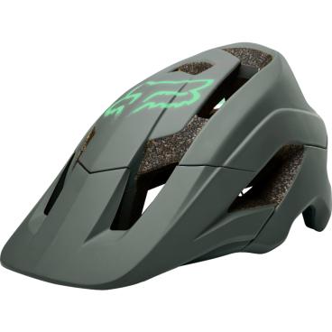 Велошлем Fox Metah Solids Helmet темно-зеленыйВелошлемы<br>Велошлем Fox Metah Solids Helmet темно-зеленый <br><br>Описание <br>В 2006 году свет увидел шлем Fox Flux – один из первых шлемов, созданных специально для трейлрайдинга. И вот, десять лет спустя Fox выпускает полностью новую модель под названием Metah, которая обеспечивает ещё более эффективную защиту и лучшую вентиляцию, а также отличается сверхмалым весом. Пожалуй, это идеальный шлем для катания по любым трейлам.<br><br>Особенности:<br>-Дополнительная защита затылочной части головы<br>-10 больших отверстий для вентиляции<br>-Фирменная система смягчения ударов Varizorb<br>-Высококачественный мягкий внутренник очень удобен и быстро сохнет<br>-Застёжка с удобным регулятором в виде небольшого диска<br>Размеры: XS/S( 52-56 см), M/L (56-59 см), XL/XXL (59-64 см)<br>