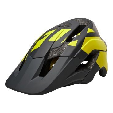 Велошлем Fox Metah Thresh Helmet черно-желтыйВелошлемы<br>Велошлем Fox Metah Thresh Helmet черно-желтый <br><br>Описание <br>В 2006 году свет увидел шлем Fox Flux – один из первых шлемов, созданных специально для трейлрайдинга. И вот, десять лет спустя Fox выпускает полностью новую модель под названием Metah, которая обеспечивает ещё более эффективную защиту и лучшую вентиляцию, а также отличается сверхмалым весом. Пожалуй, это идеальный шлем для катания по любым трейлам.<br><br>Особенности:<br>-Дополнительная защита затылочной части головы<br>-10 больших отверстий для вентиляции<br>-Фирменная система смягчения ударов Varizorb<br>-Высококачественный мягкий внутренник очень удобен и быстро сохнет<br>-Застёжка с удобным регулятором в виде небольшого диска<br>Размеры: XS/S( 53-56 см),  XL/XXL (61-64 см)<br>