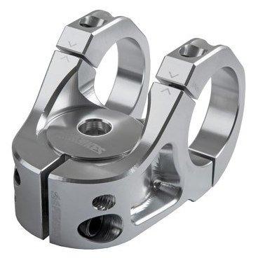 Вынос DMR Defy 35 Stem, 35x31.8mm, серебристый, DMR-STM-DEFY2-35-SВыносы<br>Вынос DMR Defy 35 Stem 35x31.8mm Polished Silver (DMR-STM-DEFY2-35-S)<br>Зажим ?31.8 мм<br>CNC 6061 Alloy<br>Конструкция верхнего зажима<br>27 мм Высота стека<br>35 мм<br>Высота 5 мм<br>176g<br>
