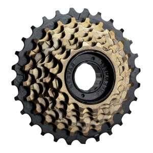 Кассета-трещотка 5 скоростей, 5х14-28Т, высокопрочная легированная сталь, для HG/UG цепей, 00-170042Кассеты<br>Кассета-трещотка 5 скоростей <br> 5х14-28Т, высокопрочная легированная сталь, для HG/UG цепей, коричневая<br>