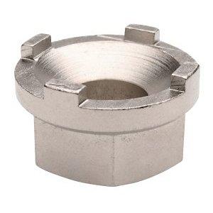 Съемник трещотки CYCLO, высокопрочная легированная сталь, для трещоток BMX под 4 шлица, 7-06397Велоинструменты<br>Съемник трещотки <br>CYCLO, профи, высокопрочная легированная сталь, для трещоток BMX под 4 шлица, серебристый  (Англия)<br>